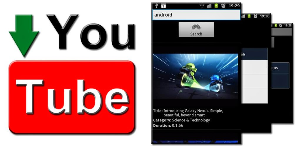 aplikasi download video di android