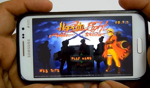 download-game-naruto-shippuden-android