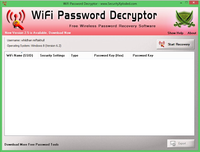 wifi-password-decryptor