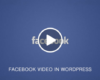 Cara Menambah Video Facebook ke Blog