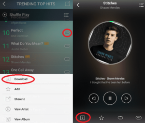 Download Lagu Di JOOX
